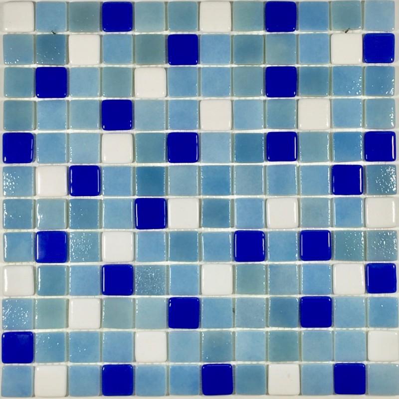 Мозаика стеклянная Aquaviva Antarra MIX 8