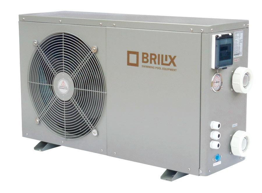 Тепловой насос BRILIX XHPFD лицевая